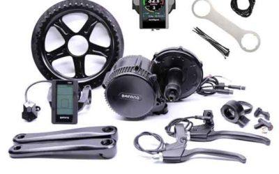 Conseils achat: kit moteur vélo à assistance électrique avec batterie (VAE)